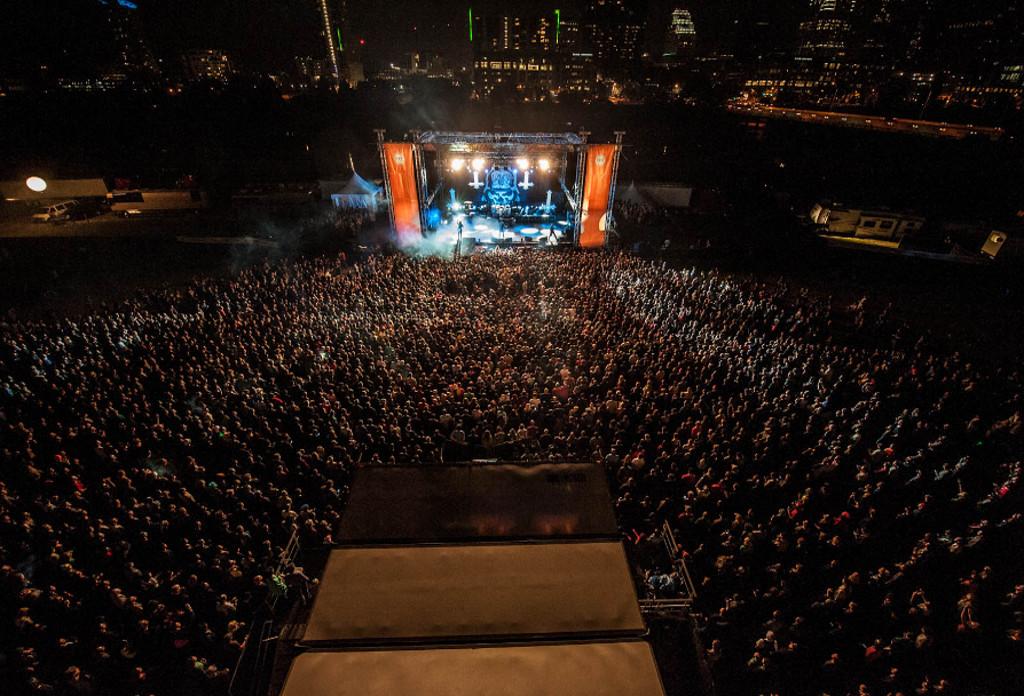 Fun Fest, USA
