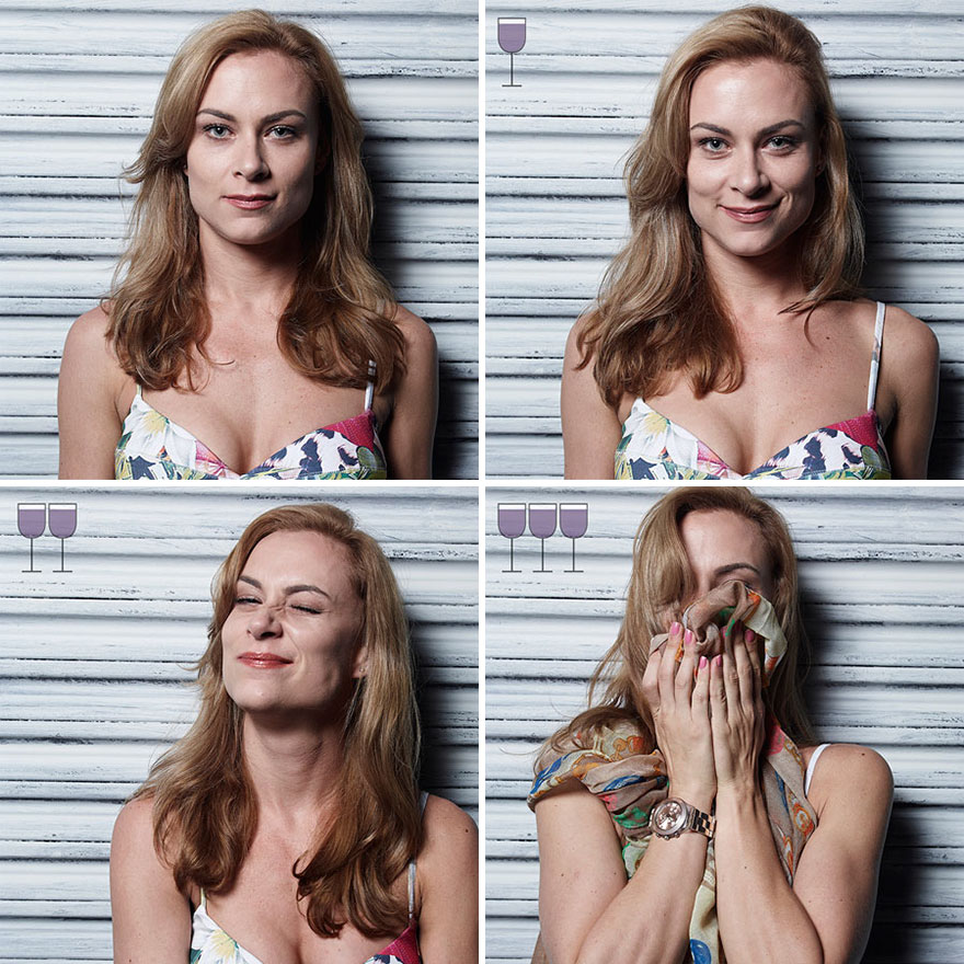 How People Look After 1, 2 & 3 Glasses Of Wine-4