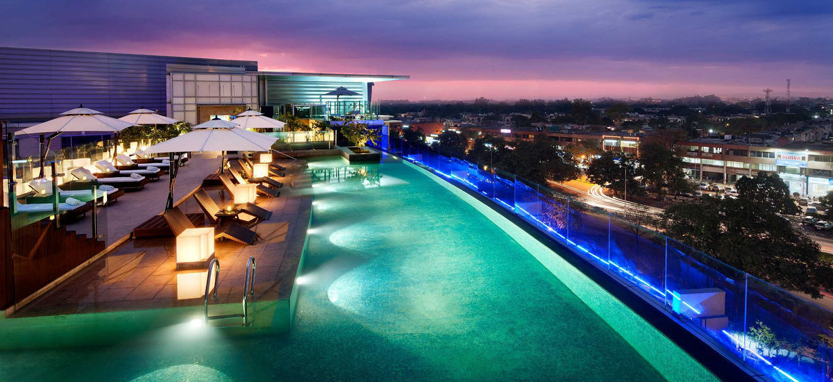 JW Marriott, Chandigarh