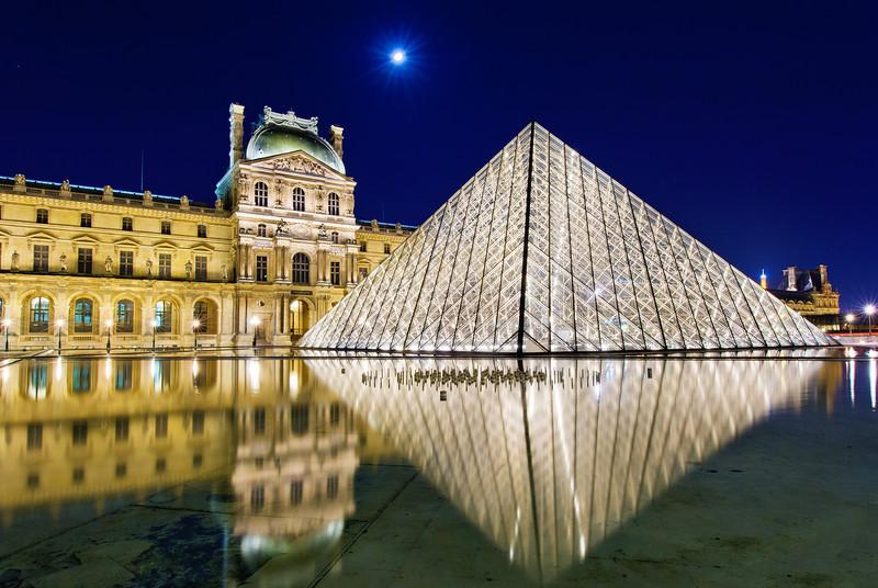 Musée du Louvre Paris France