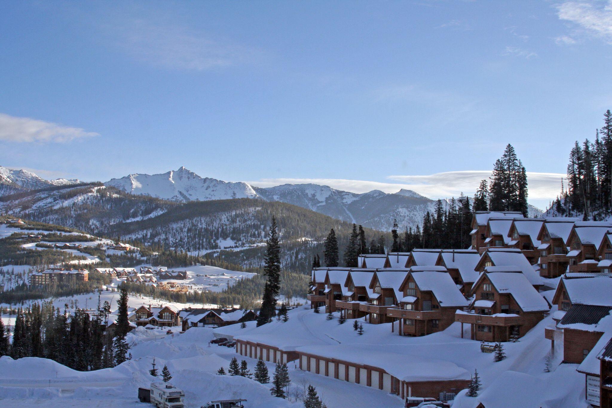 Rogers Pass – Montana, USA