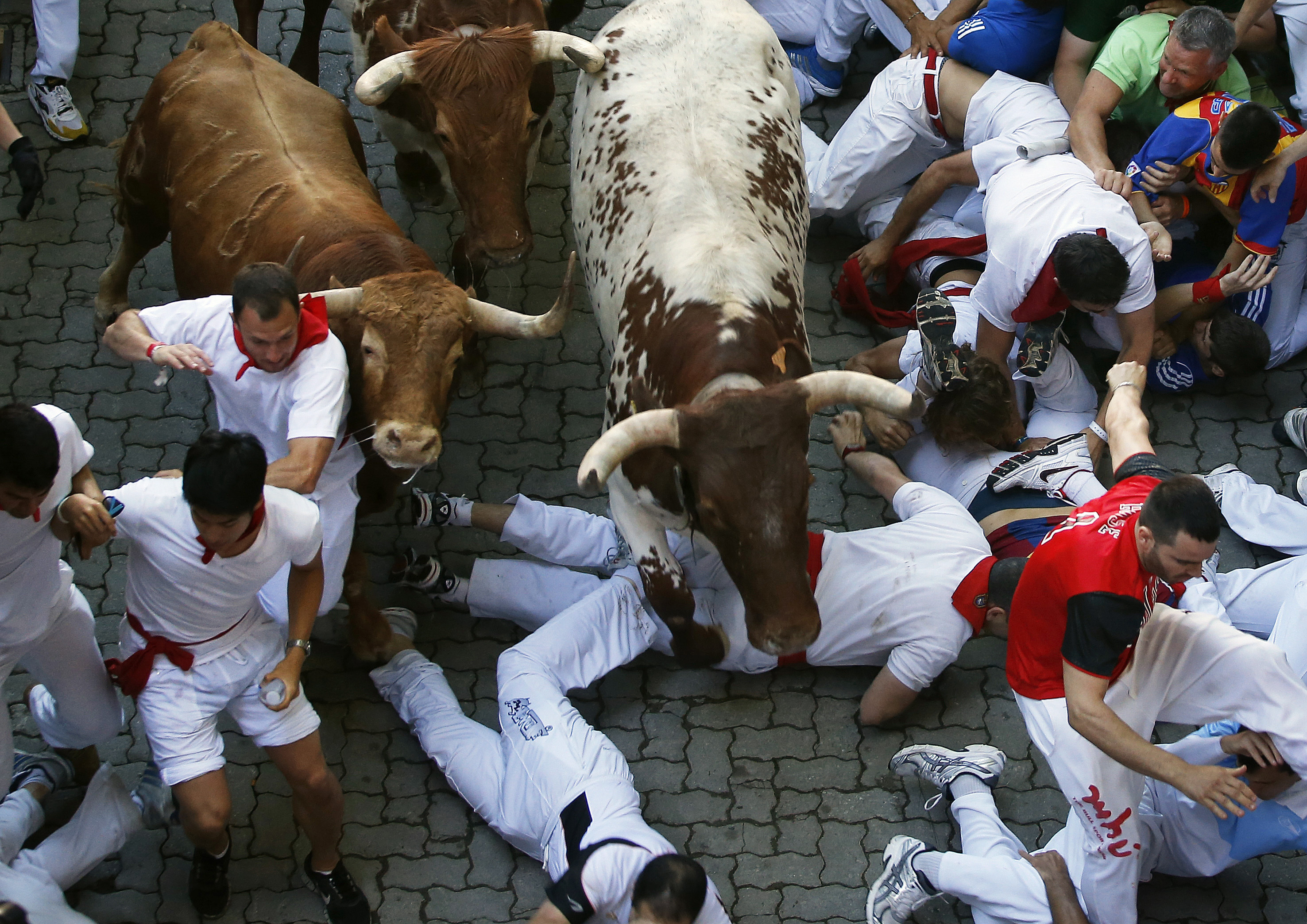 Running of the Bulls 2