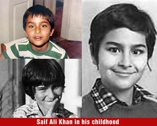 Cute Childhood Photos Collection of Bollywood Stars