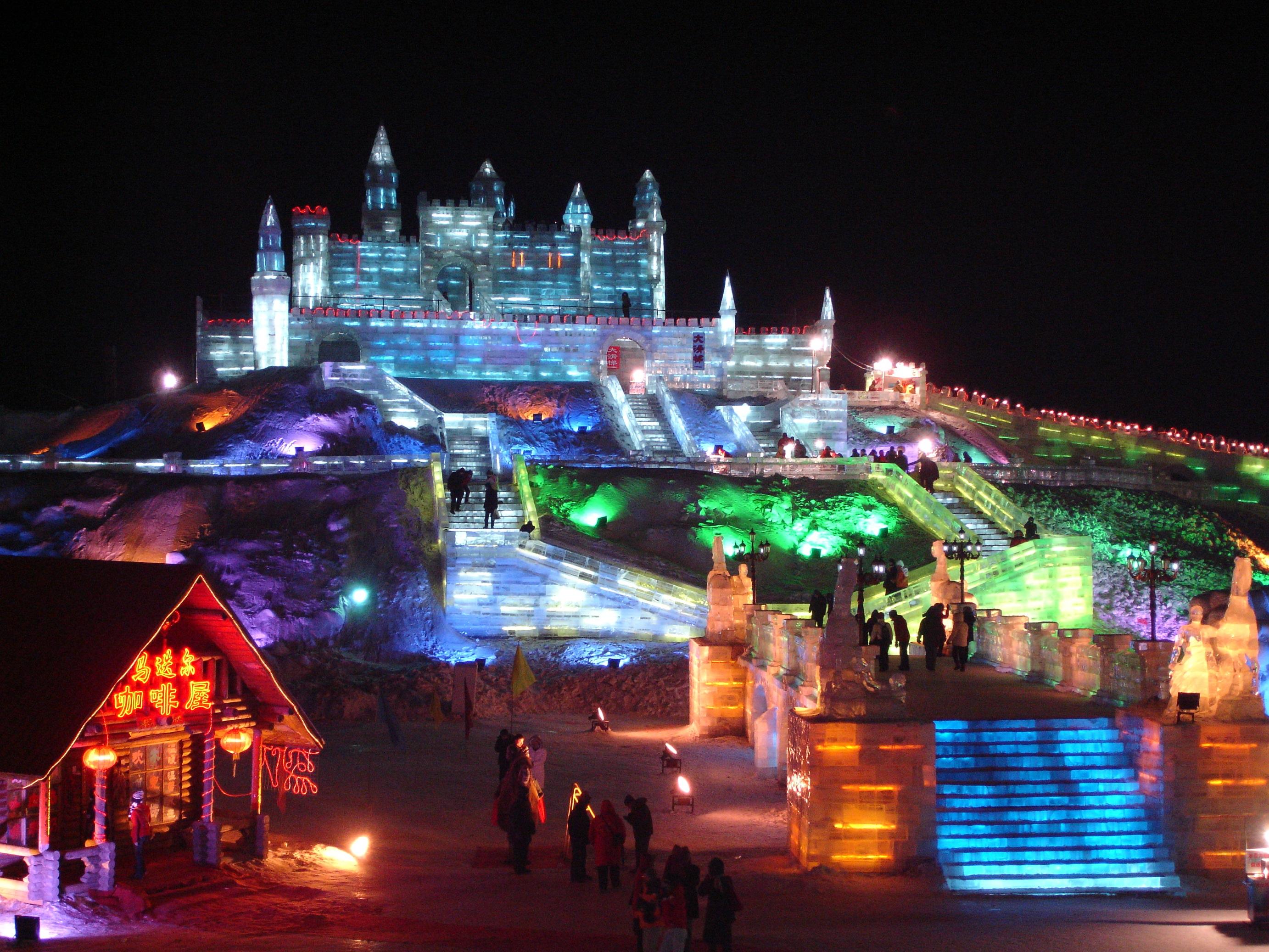 Snow & Ice Festival 2