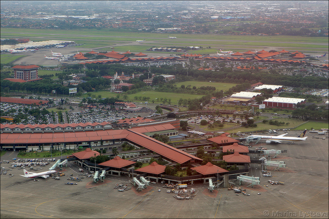 Soekarno-Hatta International Airport Terminal