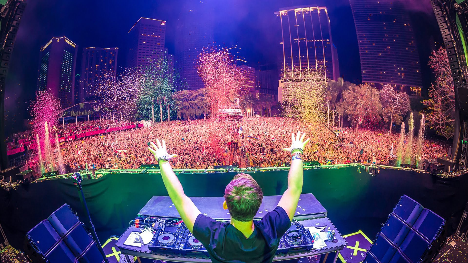 Ultra Music Festival, US
