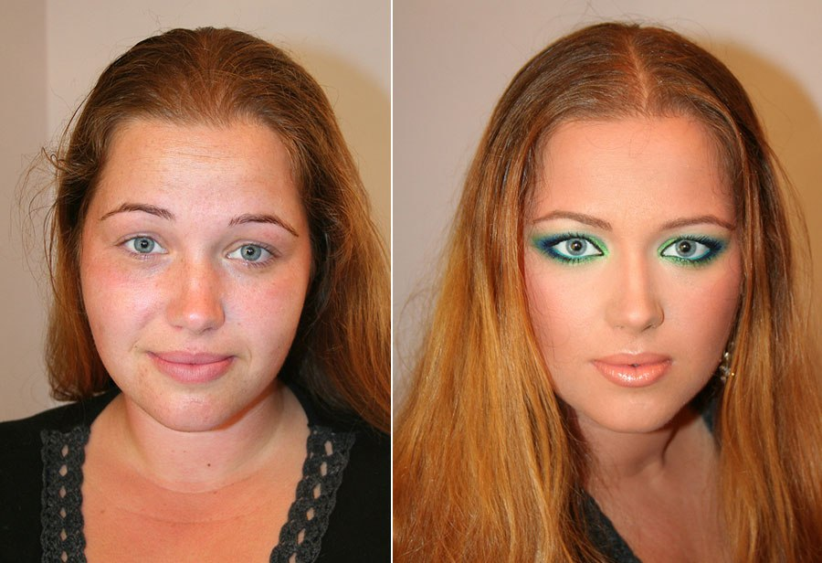 beauty makeovers