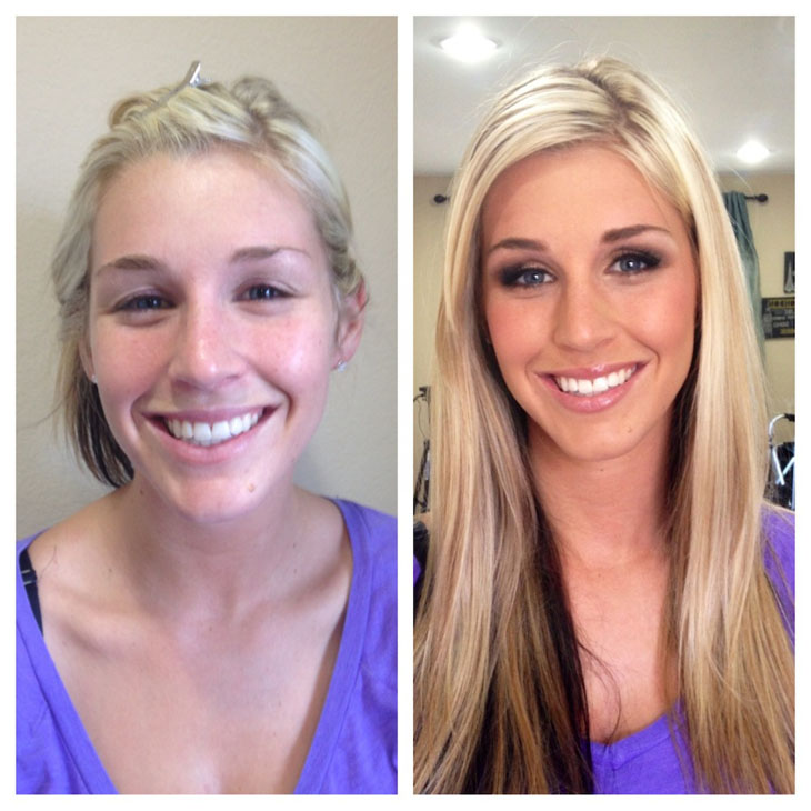 before and after makeovers over 30