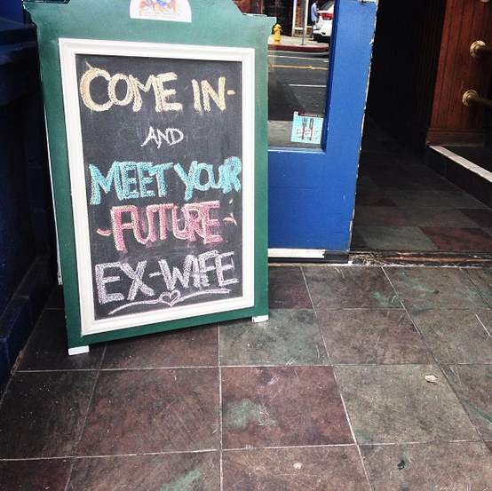 funny creative bar signs 12
