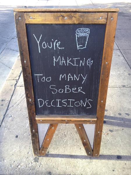 funny creative bar signs 15