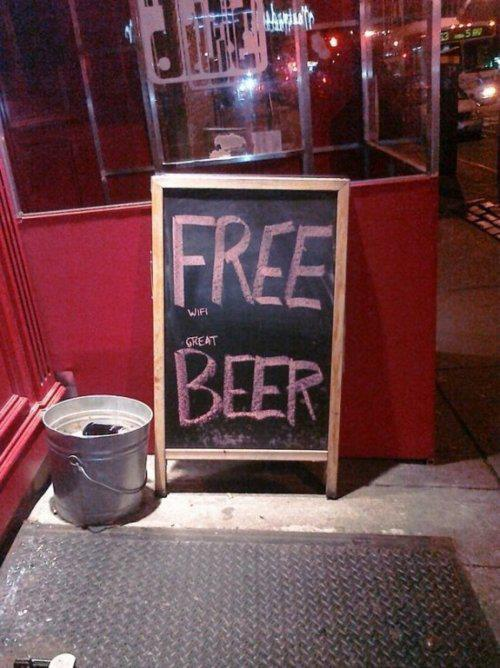 funny creative bar signs 20
