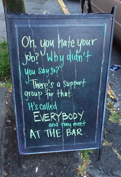 funny creative bar signs 21