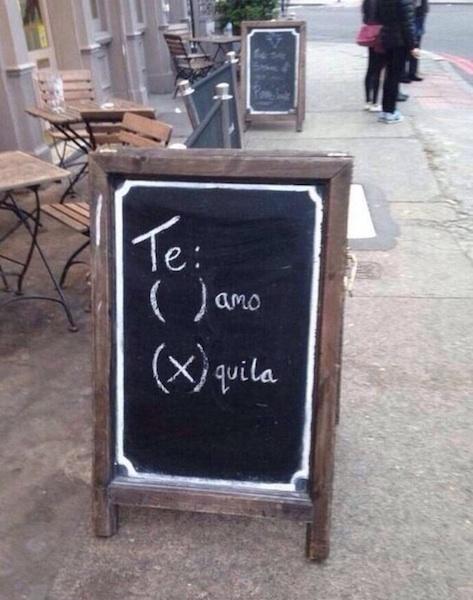 funny creative bar signs 25