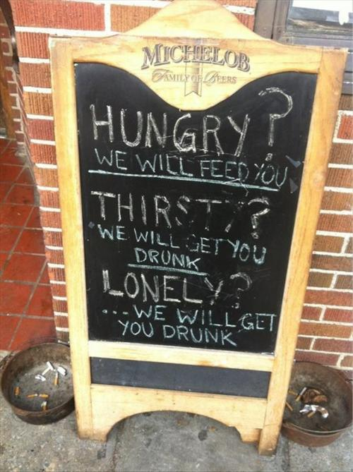 funny creative bar signs 3