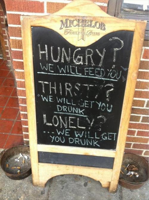 funny creative bar signs 3