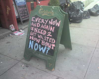 funny creative bar signs 33