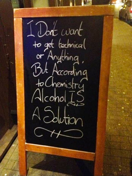 funny creative bar signs 36