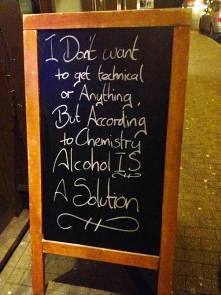 funny creative bar signs 36