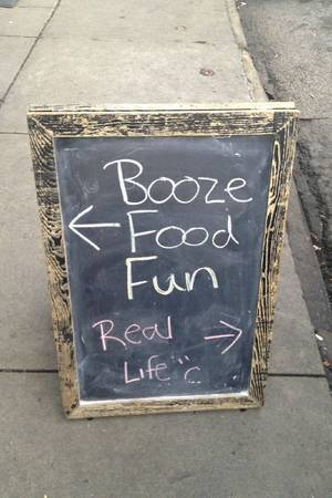 funny creative bar signs 40