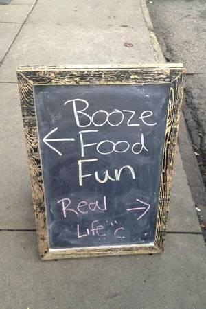 funny creative bar signs 40