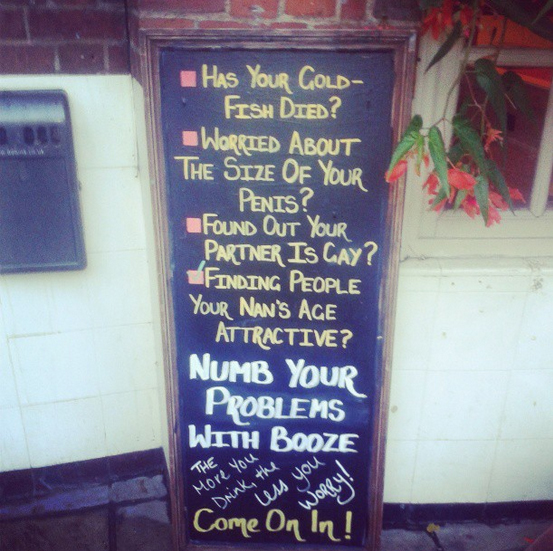 funny creative bar signs 7