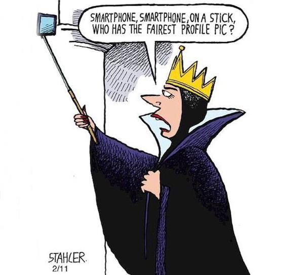 smartphone addiction funny sad images 11