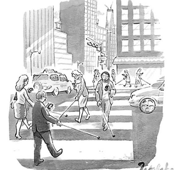 smartphone addiction funny sad images 2