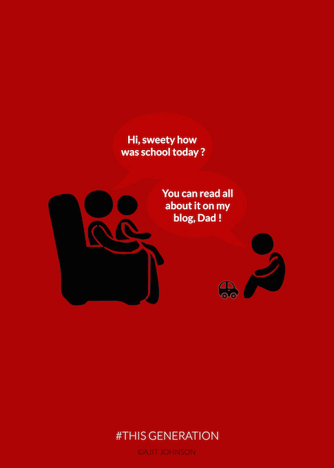 this generation technology internet addiction posters 5