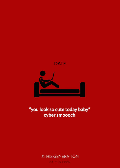 this generation technology internet addiction posters 7