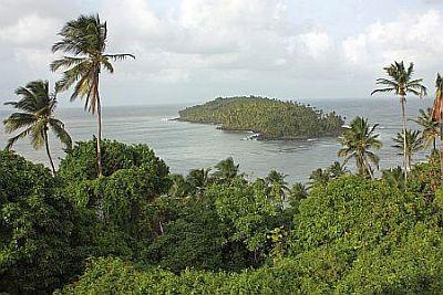 6. French Guiana