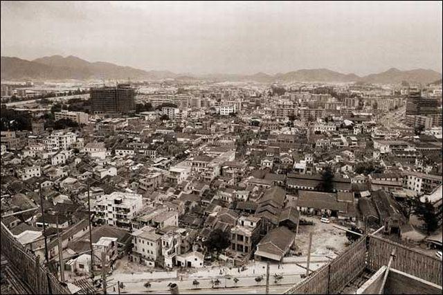 Old Shenzhen