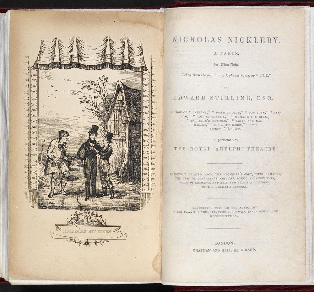 Nicholas Nickleby – Charles Dickens (1839)