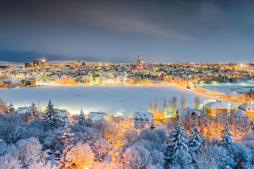 Reykjavik Images