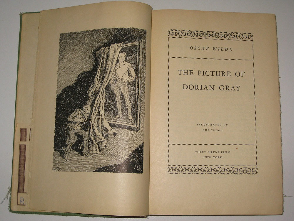 The Picture of Dorian Gray – Oscar Wilde (1891)