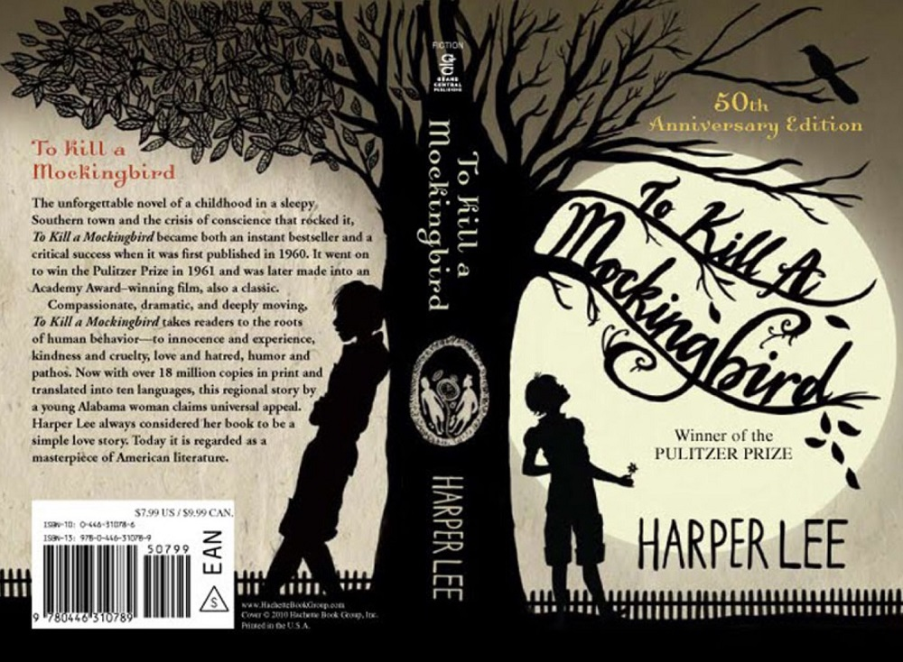 To Kill a Mockingbird – Harper Lee (1960)