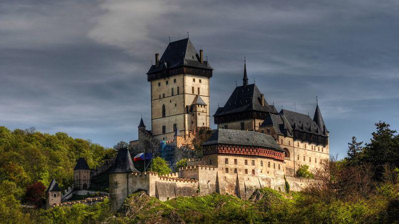 c karlstejn castle 1