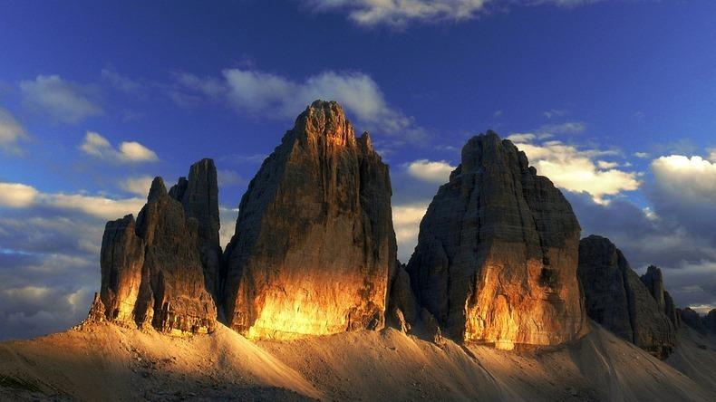 three peaks lavaredo